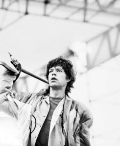 Mick Jagger (Satisfaction -82)